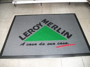 Capachos com Logo e Borda Flex