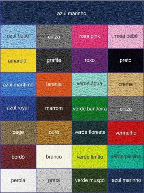 Fornecedores de tapetes de vinil